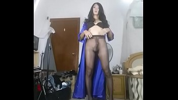 crossdresser fuck gay Checz public agent