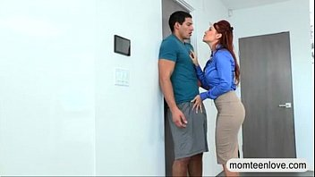 a brandi young adriana share hot and two milfs cock Sex with paperboy