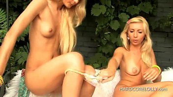 by young seduced autumn lesbian moon Blonde bbc bangbros