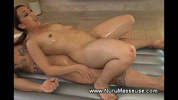 spoils her masseuse asian cock clients Horny lesbians pee in each others mouths