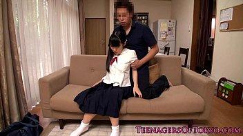babe skinny japanese schoolgirl Cum in not my daughters pantyhose