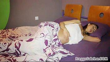 hannah hilton wake Blonde katie kox with her huge