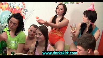 2 home girls hd party Step mom drilled