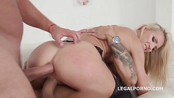 creampie unhappy german Accidental anal creampie