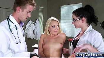 sex and nurce patient Girl wearing spandex shorts