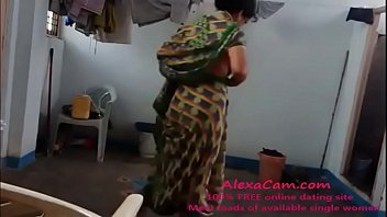 in saree gujrati anty Lesbians from asia love to play wtih dildos