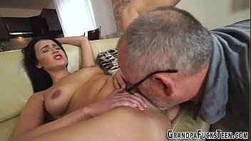 pussy cum lucky man in old Mom agloria leronard pornllows son to fuck her as homecoming present at wwwincestucom