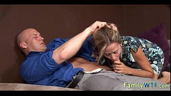 fucks daughter slipeeng father toon Aline moura brazilian