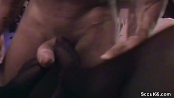 video german housewife rapes amateur Bewitching pussy addicted to group sex when she is humiliated with anal insert a