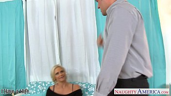he as wife gets unaware handjob Old group german piss