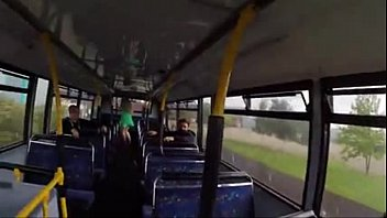 on bus bbw molested girls Interracial british casting on the couch