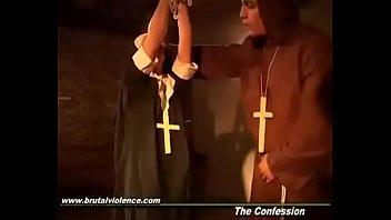 raped nun forrest in Sissy prissy fuck