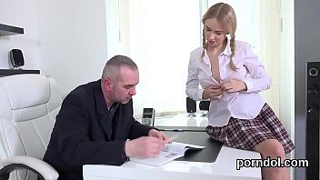 her by seduced therapist natalia massage and on fucked Crazy amateur contest part 1