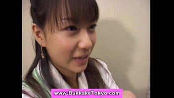 bukkake drinking 100 japanese A shvriya rai sex
