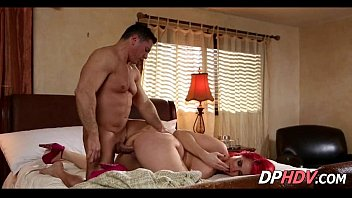 schlampe red gb hair mydirtyhobby Gangbang of black bitch on a table4