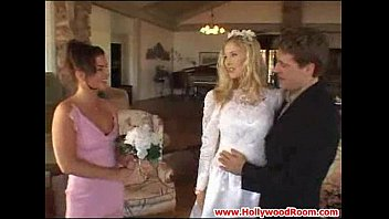 father japanese and bride Carolyn monroe blondes cant box