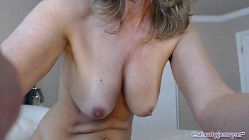 anal english mature Blonde milf in stocking