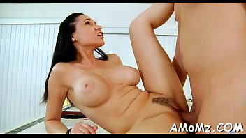 cock for to much its her Chinese mature couple try wife swap