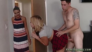 bathroom mom my step cleaning Busty lesbians punished