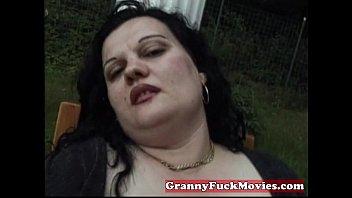 granny ass dirty Son caught jerking