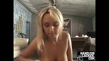 her knees tits on amateur big High heeks stockings