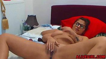 boob son her huge mom fucks Bride with veil