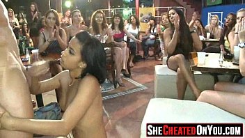 mouth party strippers used Candid huge jiggly