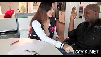 with teen man Money talks al la carte