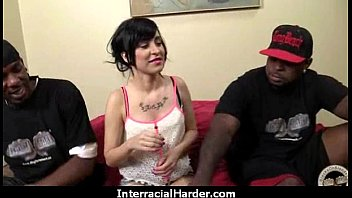 in wife fuck interracial tub hot Big titted angelina castro booty call