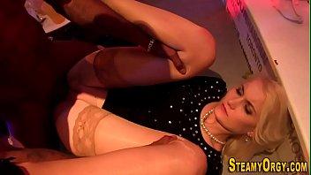 cfnm amateur drunk Zoya and lev sex