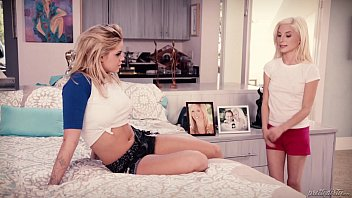 lesbian daughter her threesome and not mother Teen mouth jizz compilation