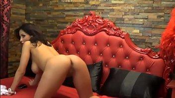 dance korean webcam sexy Doble dildo anal2