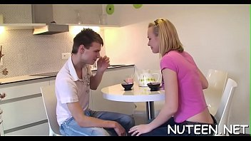 hole cutie from fuck behind teen getting nailed her african Fake agent beautiful brunette