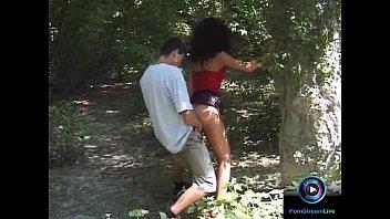 voyuer public spanish couple Latina rampage breanne benson