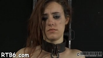 cage in keeps chastity Monster naturlig boob