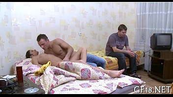 pecker stiff take outdoors his to ready Two russian girls playing with pussies