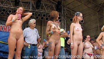 biker wet shirt contest sturgus6 t Japanese white bondage