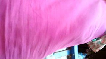 blown wind compilation7 skirt Gros plan chatte brune2