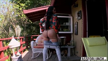 boned tits her gets reigns shows hitchhiker and huge harmony Licking my big ass