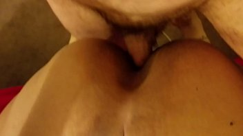 latina squirts wife fat Hubbys freinds a lot bigger