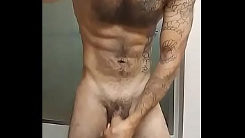 he dicked good pussy long that Brunette lingerie outdoor striptease