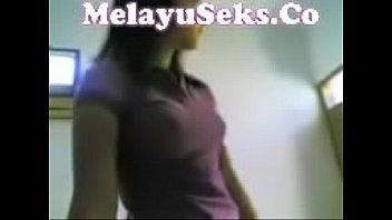 sex korea cun awek Horny blonde shows off for the cam