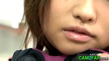 uncencored japanese squirting young Hot slut dirty ass to mouth