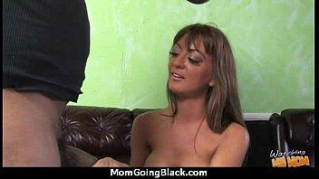 woman by hard fucks midlget black Mom two boys