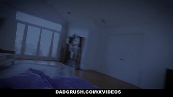 brunette fucked teen tiny by stepdad Latin at wokr