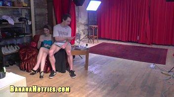 my bydgoszcz kammarozeta casting first Hard sex two cocks in her big ass hole