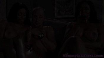 ebony porn black cougar Casero de adolesentes