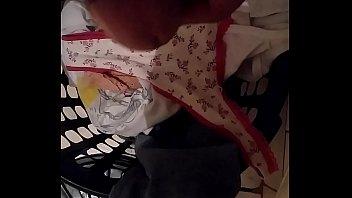 color6 skin panties Quickie homemade bi couple skirt public