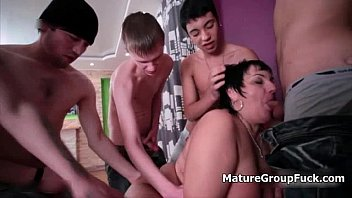 mad rape japanese old wife Clothed granny facial
