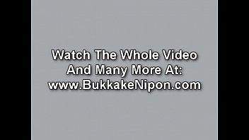 japanese bukkake uncenvored Cewek besar pantat